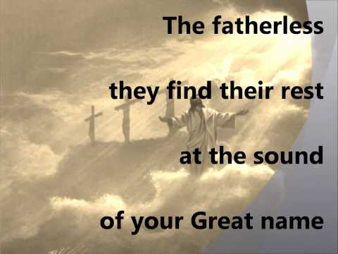 Your Great Name Lyrics (Acoustic Version) By Natalie Grant