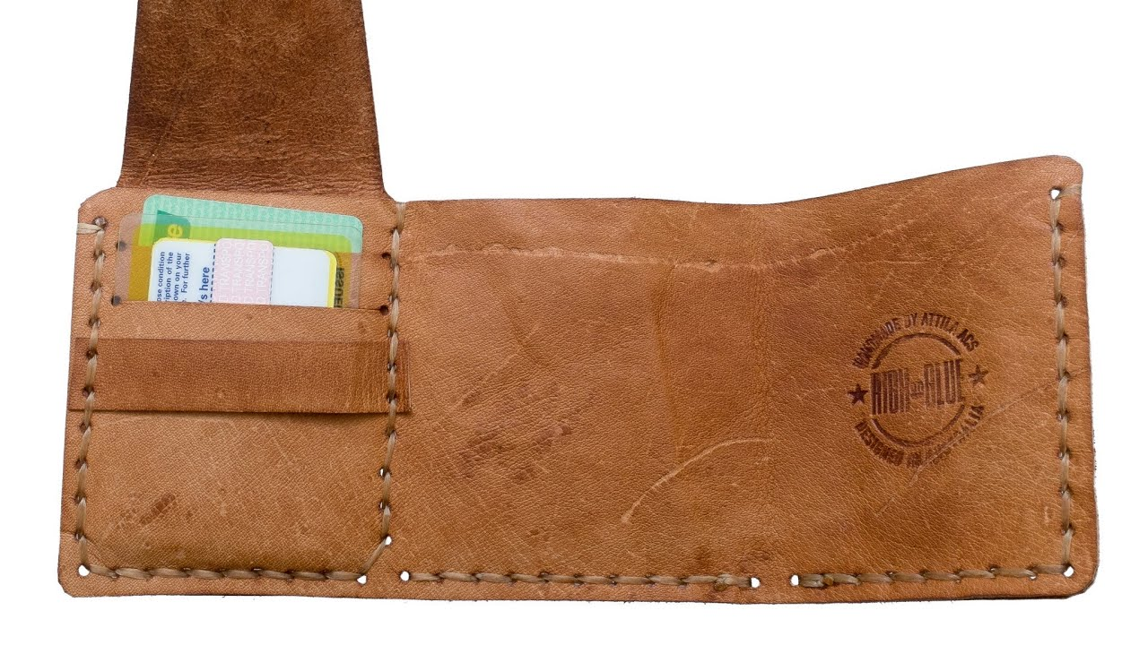 Billfold and Wallet Kits | Tandy Leather