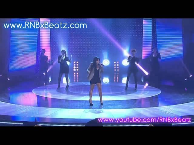 Justice Crew & Jessica Mauboy on Australias Got Talent 2011 Grand Final Decider