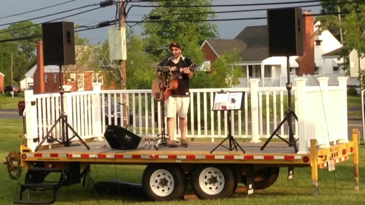 chris montcalmo live at the phwmba spring concert series youtube