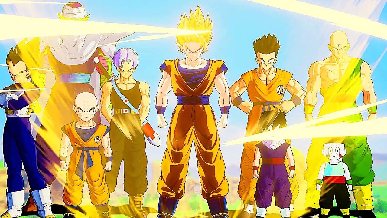 Dragon Ball Z: Kakarot - Golden Frieza Will Be Featured in the DLC - gamologi.com
