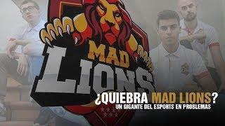 ¿QUIEBRA MAD LIONS?¿QUE TAN RENTABLES SON LOS ESPORTS? | KManuS88