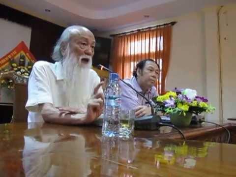 Thầy Văn Như Cương nói về môn Toán phổ thông