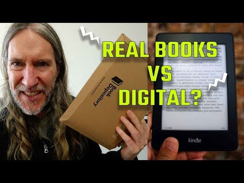 Why I Only Read Physical Books Instead Of Digital Ebooks