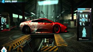Need For Speed World tuning
