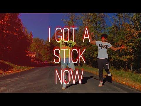 YBN Nahmir - I Got A Stick Now [Exclusive Dance Video]
