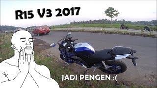 TEST RIDE Yamaha R15 v3 2017