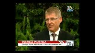 PM Live Interview with Novo Nordisk CEO and President, Lars Rebien