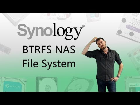 A Guide to Synology BTRFS NAS file system - Advance in Network Attached Storage or just a gimmick?