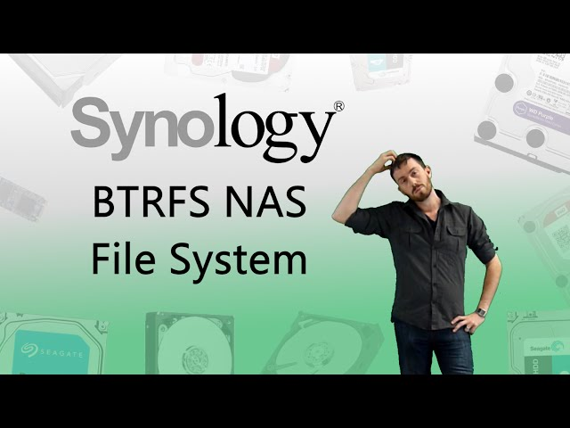 BTRFS now Available on the Synology DS218 and DS418 - NAS