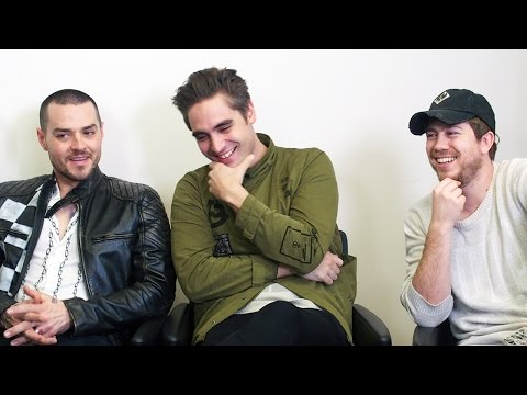 BUSTED Exclusive Interview in JAPAN! 「バステッド」来日インタビュー! 日本ファンとの仰天エピソードを披露