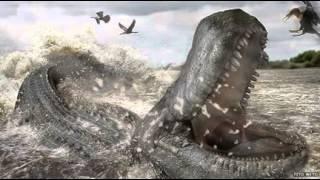 Prehistoric caiman