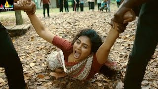 2019 Latest Movie Scenes | Sindhubaadh Movie Anjali Best Action Scene | Sri Balaji Video