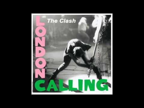 The Clash - Wrong'em Boyo (with lyrics)