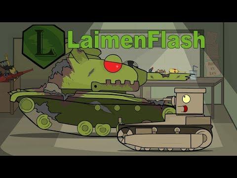 Мультики про танки: Five Nights at Freddy's 3. LaimenFlash