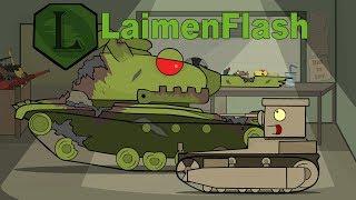 - Мультики про танки Five Nights at Freddy s 3. LaimenFlash