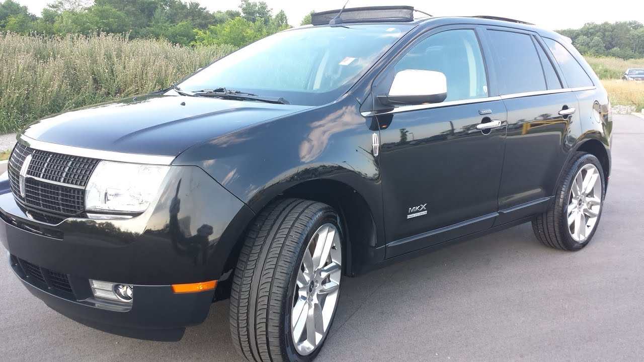 sold 2010 lincoln mkx fwd tuxedo black limited edition 80k for sale call 855 507 8520 youtube. Black Bedroom Furniture Sets. Home Design Ideas