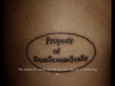 pierced tattooed sex slaves