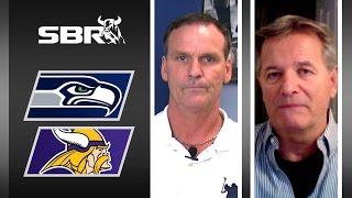 NFL Wild Card Picks: Seahawks vs. Vikings Betting Value
