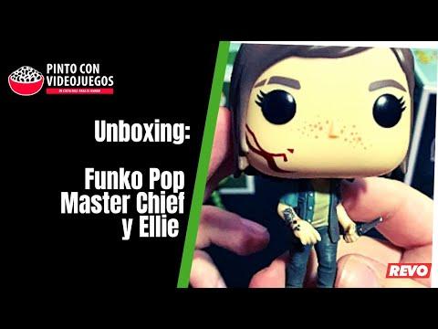 ¡UNBOXING! Funko Master Chief/Ellie