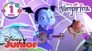 Vampirina | 'The Ghoul Girls Are Back' Halloween Sing Along Music Video 🎶 | Disney Junior UK