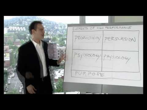 The Secret Is Not Enough - Psychology And Physiology Of High Performance - Brendon Burchard