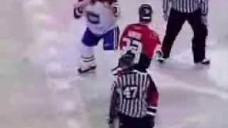 Hockey fight (Хоккейня драка) LOL