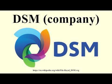 DSM (company)