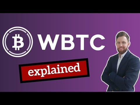 Tokenising Bitcoin on Ethereum?! | Wrapped Bitcoin ($WBTC)