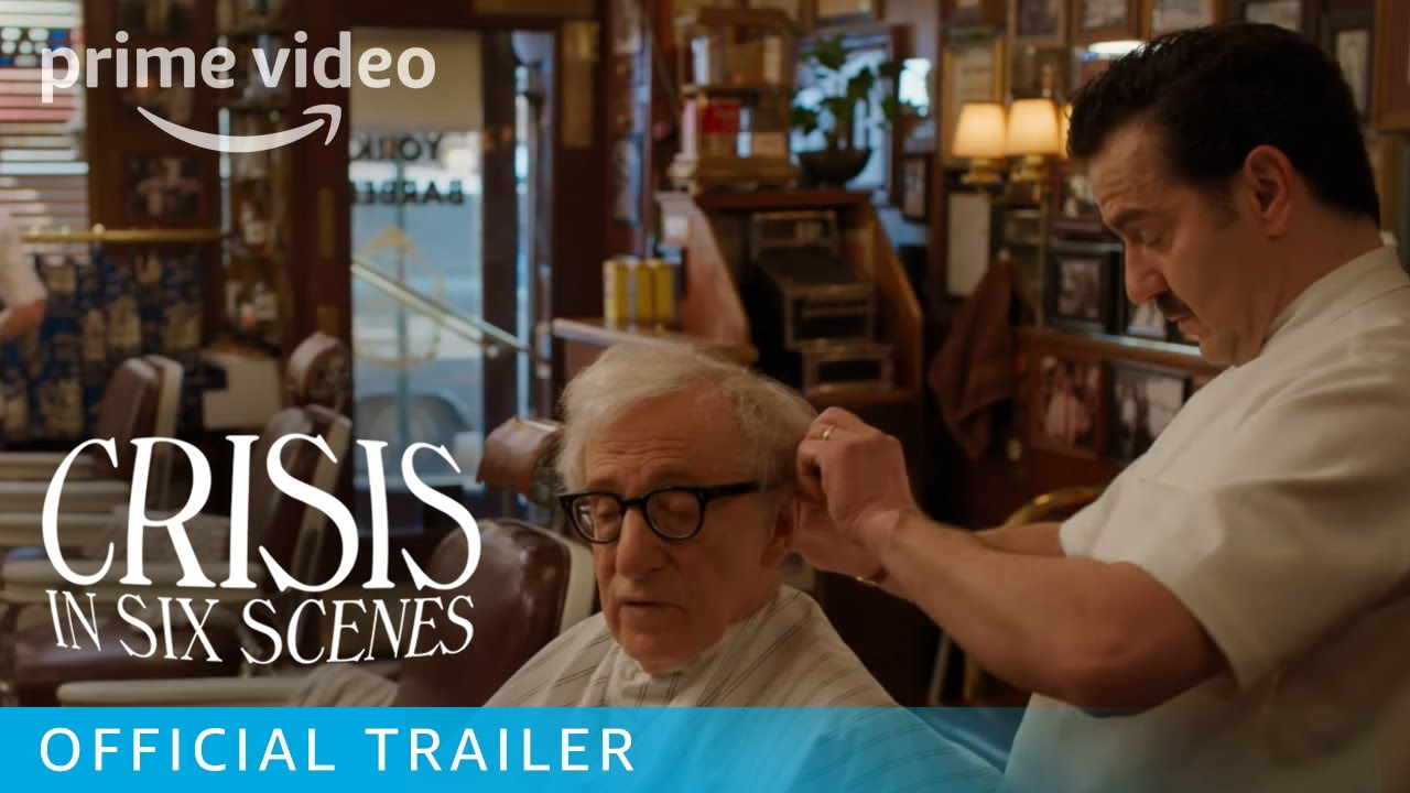 Download Crisis in Six Scenes - Official Trailer | Prime Video