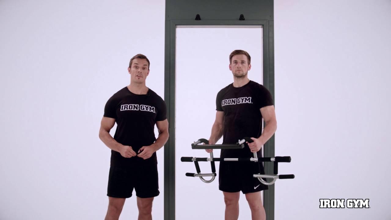 Upperbody Workout Bar Set Up Iron Gym Max Training Academy