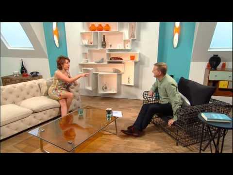 Kathy Lette - ITV - Weekend - 16/8/2014