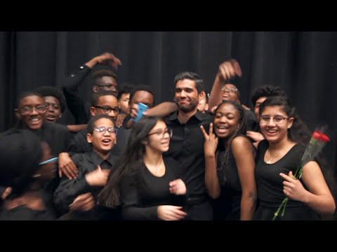 Orpheus @ Lehman College (Bronx Borough Arts Festival) #90