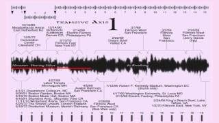 """Grayfolded"" - Grateful Dead & John Oswald (Vinyl Side 1 Audio with Time Map)"