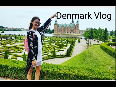 Denmark Trip Vlog- Part 2 ( Copenhagen, Skagen & Frederiksborg)