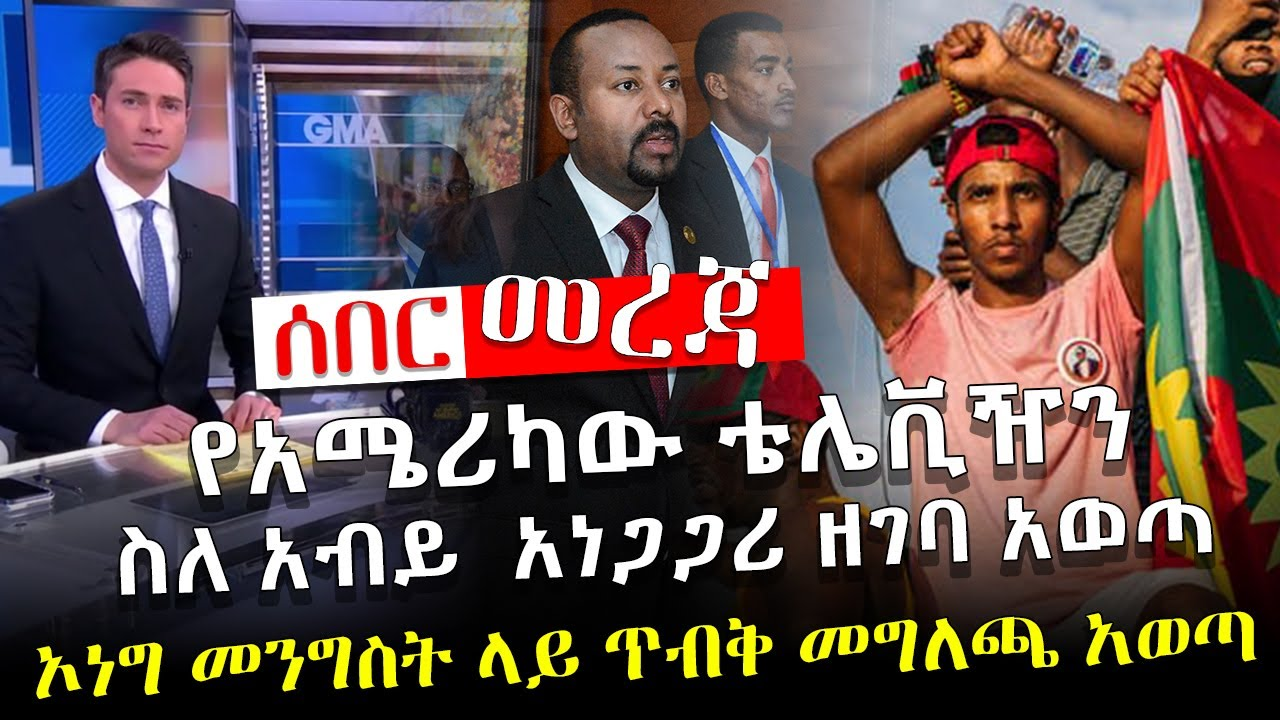 OLF Releases Statement About The Ethiopia Government