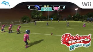 Backyard Sports: Rookie Rush | Dolphin Emulator 5.0-8533 [1080p HD] | Nintendo Wii
