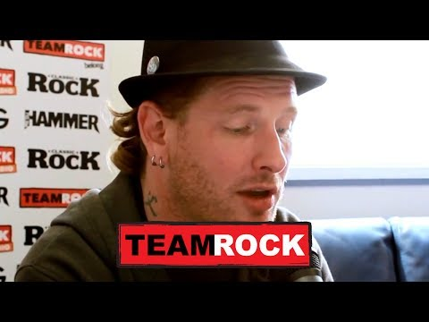 Corey Taylor Launches TeamRock Radio   TeamRock