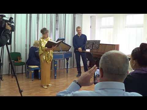 Концерт Крымской академии старинной музыки 15 октября 2017 - фрагмент 2