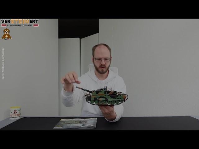 Cobi 2618 Leopard 2 A4