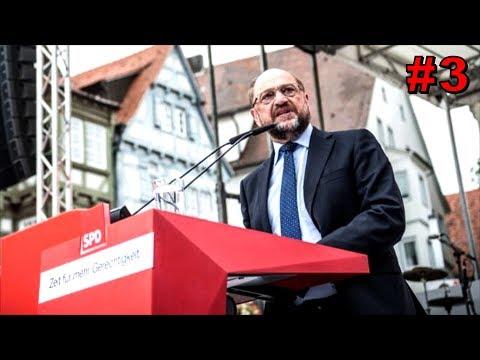 Martin Schulz SPD Wahlkampf 2017 - Wahlkampf Martin Schulz in Böblingen 2017 | Wahlkampf 2017 #3