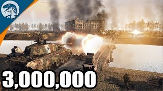 3,000,000 TROOPS, DEFENSE OF BERLIN 1945 | 5 Year March | Men of War: Assault Squad 2 Gameplay
