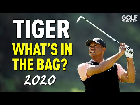 TIGER WOODS: 2020 WHAT'S IN THE BAG?