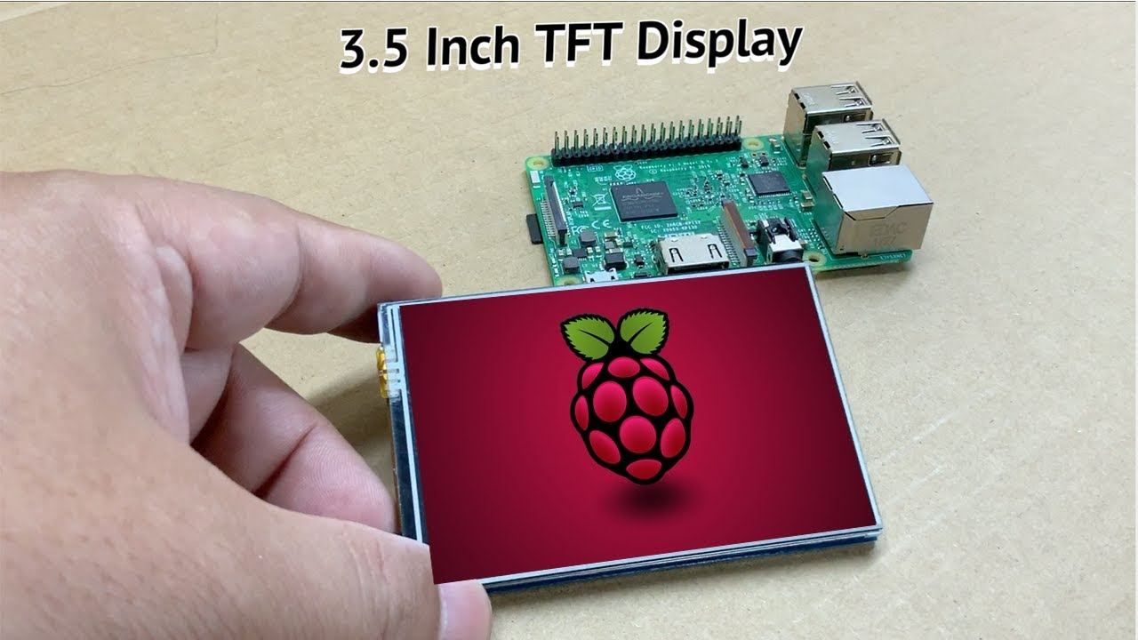 Raspberry Pi 3 5