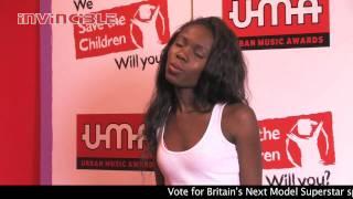IDAL SHEKETE (Britain's Next Model Superstar 2011 - Contestant 009)