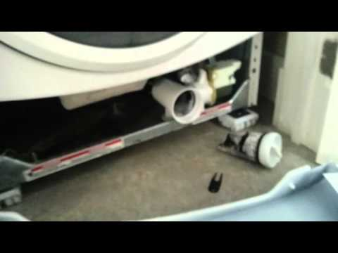 Maytag Epic Z Error Code 27 flood on floor!