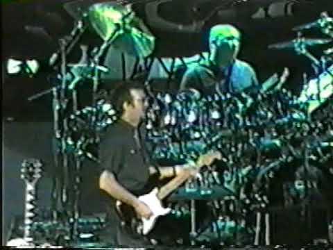 Eric Clapton - Madison Square Garden - New York, New York - April 20 ...
