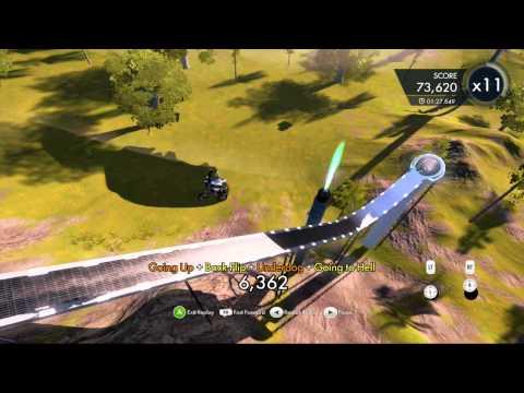 Trials Fusion: Airtime FMX - 1 Million