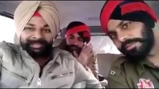 Yo Yo Nachatar Singh Nu Police Walia Di Vi Full Support