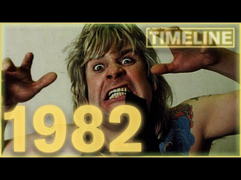 Timeline: 1982 - Everything That Happened In the Year 1982